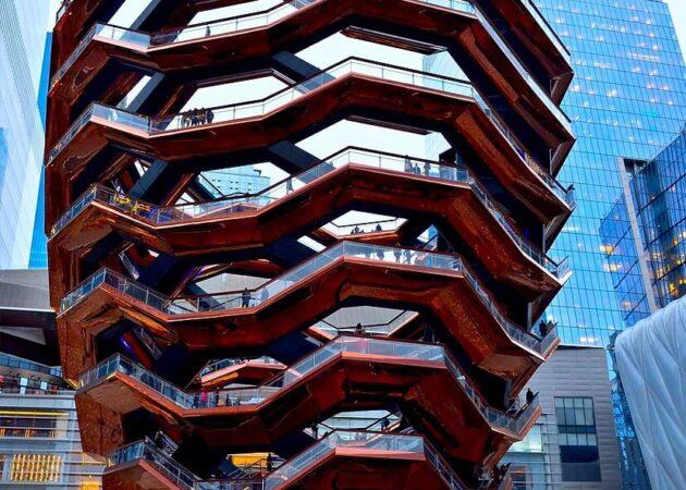 Vessel, Hudson Yards