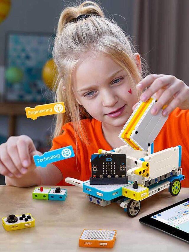 Crowbits STEM toy for kids