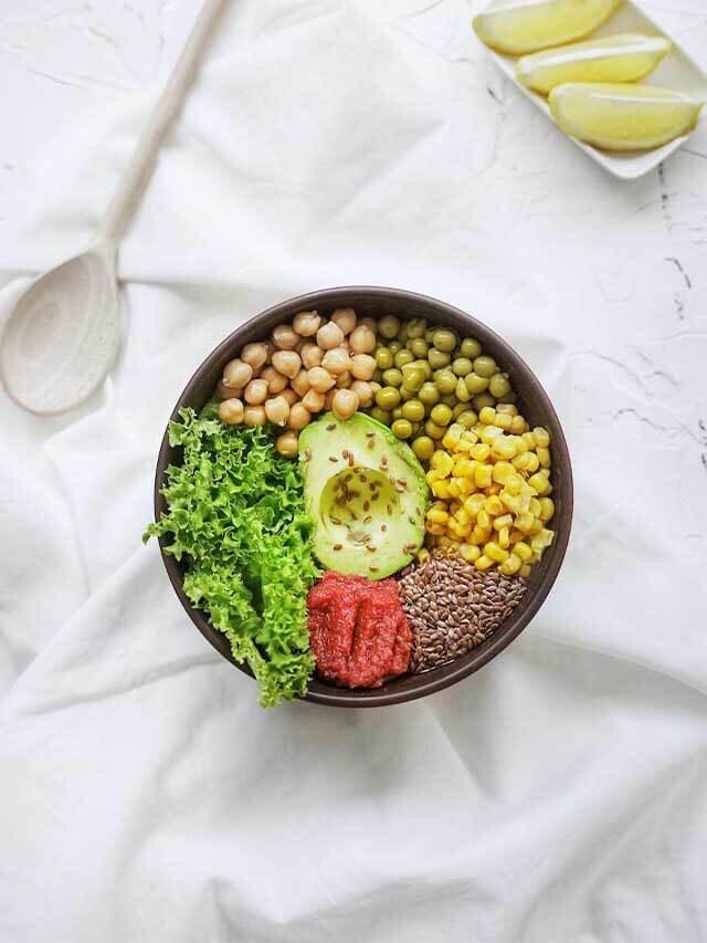 素食能為你帶來什麼好處?